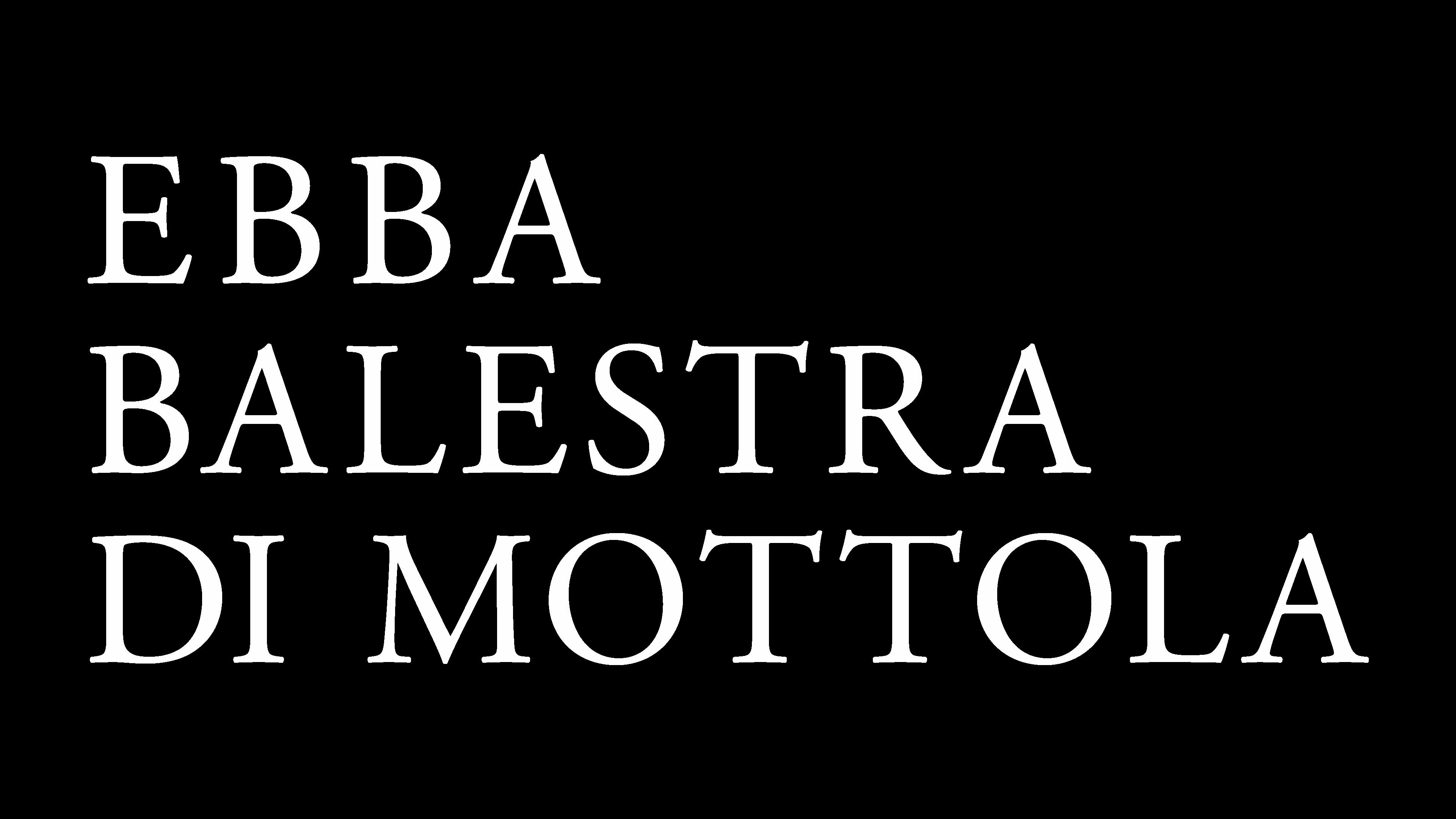 Ebba Balestra di Mottola